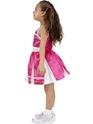Child Cheerleader Childrens Costume  - Back View - Thumbnail