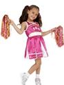 Child Cheerleader Childrens Costume Thumbnail