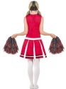 Adult Cheerleader Costume  - Side View - Thumbnail