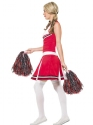 Adult Cheerleader Costume  - Back View - Thumbnail