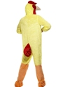 Adult Chicken Costume  - Side View - Thumbnail