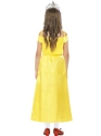 Child Belle Beauty Costume  - Side View - Thumbnail