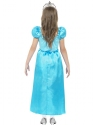 Child Rags to Riches/Ice Queen Costume  - Side View - Thumbnail