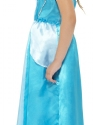 Child Rags to Riches/Ice Queen Costume  - Back View - Thumbnail