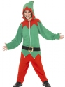 Child Elf Onesie Costume Thumbnail