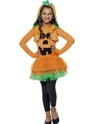 Child Pumpkin Tutu Costume Thumbnail