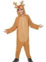 Child Reindeer Onesie Costume Thumbnail