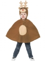 Child Reindeer Poncho Thumbnail