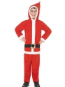 Child Santa Onesie Costume Thumbnail