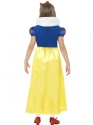 Child Snow Princess Costume  - Side View - Thumbnail