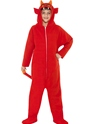 Child Devil Onesie Costume Thumbnail