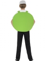 Child Angry Birds Green Pig Costume  - Side View - Thumbnail