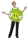 Child Angry Birds Green Pig Costume Thumbnail