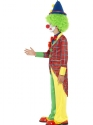 Child Clown Costume  - Back View - Thumbnail