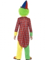 Child Clown Costume  - Side View - Thumbnail