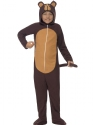 Child Monkey Onesie Costume Thumbnail