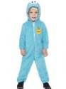 Child Sesame Street Cookie Monster Costume Thumbnail