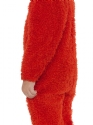 Child Sesame Street Elmo Costume  - Back View - Thumbnail
