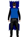 Adult Christmas Cracker Costume  - Side View - Thumbnail