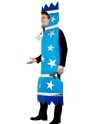 Adult Christmas Cracker Costume  - Back View - Thumbnail