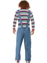 Adult Chucky Costume  - Side View - Thumbnail