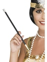 Cigarette Holder Black  - Back View - Thumbnail