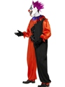Adult Cirque Sinister Bo Bo the Clown Costume  - Side View - Thumbnail