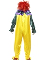 Adult Classic Horror Clown Costume  - Side View - Thumbnail