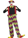 Adult Clown Costume Thumbnail
