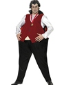 Adult Comedy Vampire Costume Thumbnail