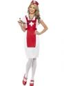 Adult A & E Nurse Costume Thumbnail