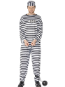 Adult Convict Costume Thumbnail