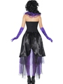 Adult Countess Chateau Costume  - Side View - Thumbnail