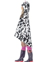 Cow Party Poncho Festival Costume  - Additional Image
