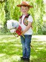 Cowboy Hobby Horse Set Thumbnail