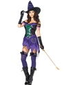 Adult Crafty Cutie Witch Costume Thumbnail