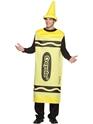 Adult Male Yellow Crayola Crayons Costume Thumbnail