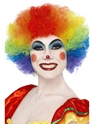 Crazy Clown Rainbow Wig Thumbnail