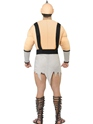 Adult Cyclops Costume  - Back View - Thumbnail