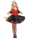 Adult Daisy Lady Bug Costume Thumbnail