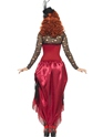Adult Danced To Death Costume  - Side View - Thumbnail