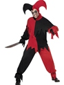 Adult Dark Jester Costume Thumbnail