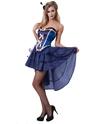 Davina Delite Burlesque Costume Thumbnail