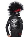 Child Dead Man Rockin' Costume  - Back View - Thumbnail