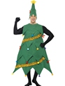 Adult Deluxe Christmas Tree Costume Thumbnail