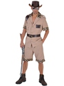 Adult Deluxe Crocodile Hunter Costume Thumbnail