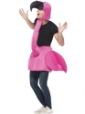 Adult Flamingo Costume Thumbnail