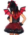 Demon Dragon Costume  - Back View - Thumbnail