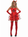 Adult Devil Tutu Costume Thumbnail