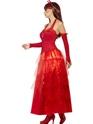 Adult Devilish Glamour Costume  - Back View - Thumbnail
